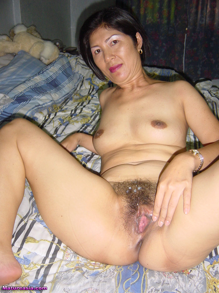Mature asian mom pussy remarkable